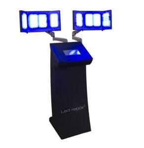 Solution de photothérapie appréciée par nos clients, le LED Repair fait ses preuves depuis de nombreuses années
